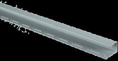 "Сайдинг Планка ""J - trim"", 3660 мм, цвет Светло-серый"