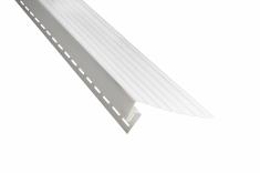 """Сайдинг Планка """"фаска"""", 3660 мм, цвет Белый"""