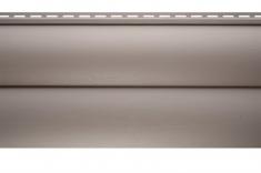 Виниловый сайдинг «Блок-хаус» персиковый BH-02 - 3,10м