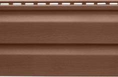 Акриловый сайдинг Kanada Плюс Премиум Красный, 3,66м